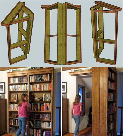 building a secret door wonderful diy combo bookshelf and secret door