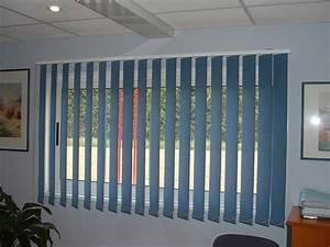 Rideaux Lamelles Verticales : store bandes verticales aubagne technic habitat ~ Premium-room.com Idées de Décoration