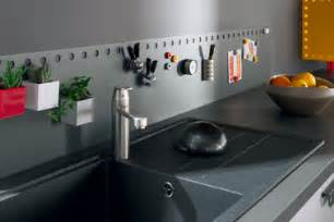 cr 233 dence cuisine gris anthracite aimant 233 e socoo c