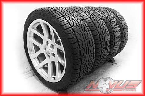 dodge ram  srt  durango wheels tires    ebay