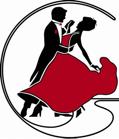 Clip Dancing Ballroom Clipart Cliparts Dance Swing