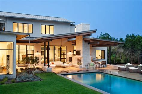 Stunning Beautiful Modern Houses Pictures Ideas by Bright And Beautiful Blanco House Promises Luxury With