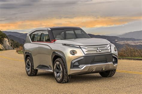 2019 Mitsubishi Gc Phev Concept  Car Photos Catalog 2018
