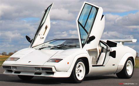 Lamborghini Countach Sets Record Auction Price
