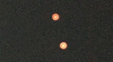 revealed  mystery ufo orbs   filmed stalking