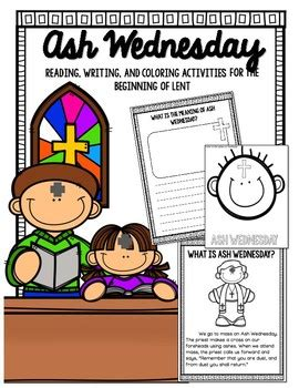 ash wednesday by countless smart cookies teachers pay teachers