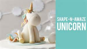 in cake toppers how to make a unicorn cake topper