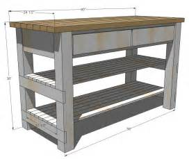 how to build a kitchen island cart build your own kitchen cart plans plans diy free loft bed project plans home