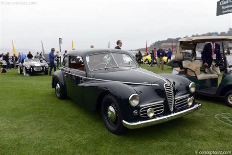 1951 Alfa Romeo 6C 2500 Image