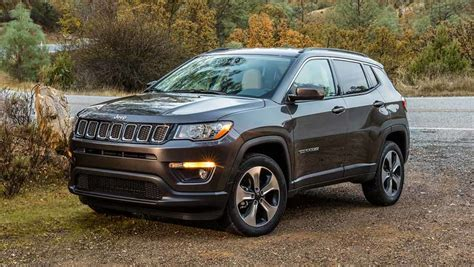 jeep compass 2017 grey jeep compass 2018 review carsguide