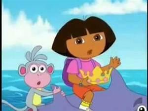 I love Dora Saves the Mermaids with Dora the Explorer ...