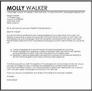 Environmental Consultant Cover Letter Sample LiveCareer Consulting Cover Letter Cover Letter Database Consultant Job Impressive Consulting Cover Letter Example For Leading Professional Sales Consultant Cover Letter Examples