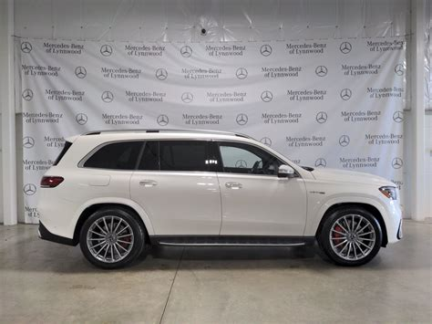 Quality & durability backed by our 10 year/100,000 mile limited powertrain warranty. New 2021 Mercedes-Benz GLS AMG® GLS 63 4MATIC® SUV in Lynnwood #210074 | Mercedes-Benz of Lynnwood