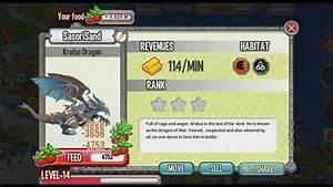 Dragon city - Pure War dragon Kratus dragon review - YouTube