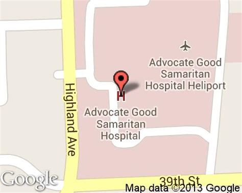 advocate good samaritan hospital hospitals in downers grove