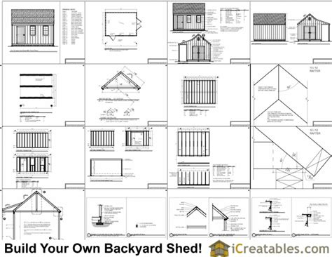 12x16 Barn Shed Material List by 12x16 Cape Cod Shed With Porch Plans Icreatables