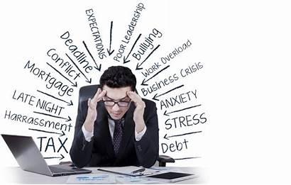 Stress Lot Under