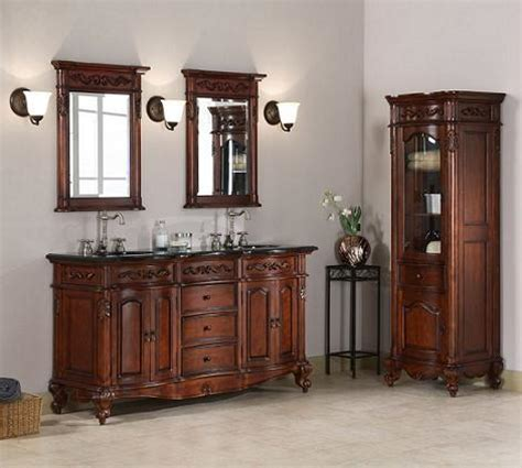 Antique Bathroom Vanity Set by Antique Bathroom Vanity Sets World Style With A