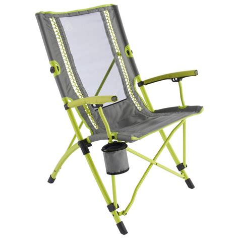 Coleman Lime Comfortsmart Chair by Coleman Bungee Chair Lime