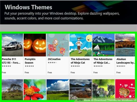 How To Download Themes For Windows 10