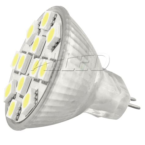 12v mr11 12 smd led replacement bulb cool white mr11 led