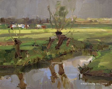 Roos Schuring Paintings Cow