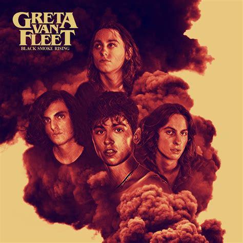 "Ep Review Greta Van Fleet's ""black Smoke Rising"