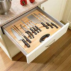 Kitchen Drawer Organization  Design Your Drawers So