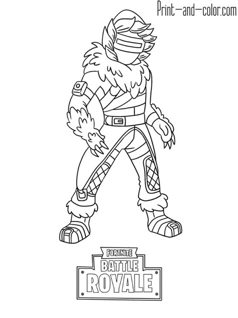 disegni da colorare fortnite season 8 fortnite battle royale coloring page zenith skin places