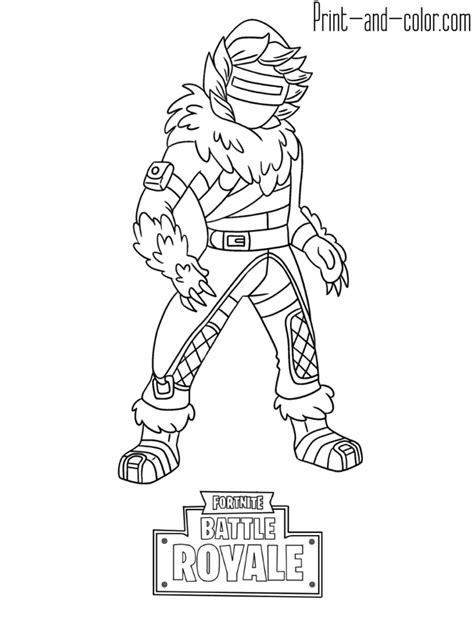 disegni da colorare fortnite skin fortnite battle royale coloring page zenith skin places