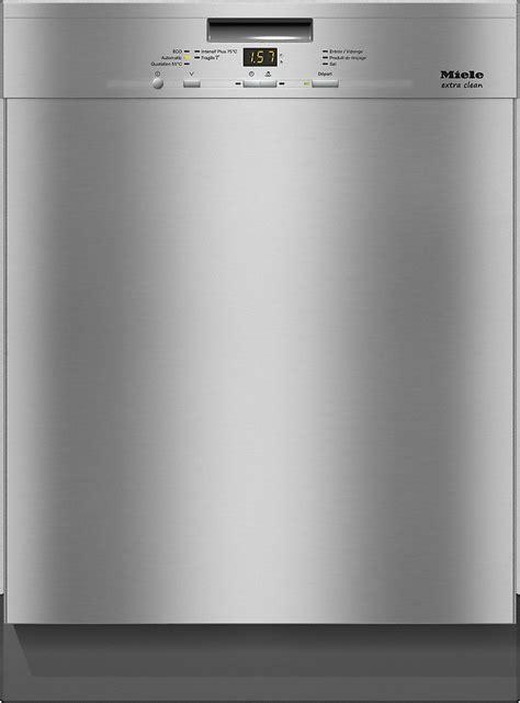 g 4922 scu lave vaisselle encastrable inox cleansteel