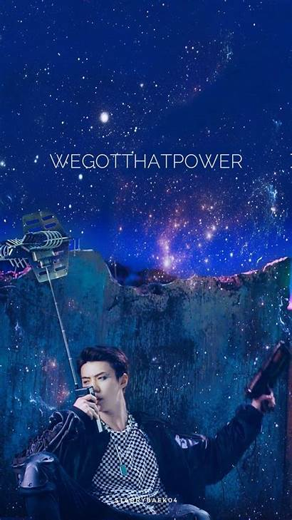 Exo Sehun Power Wallpapers Chanyeol Kpop Lockscreen