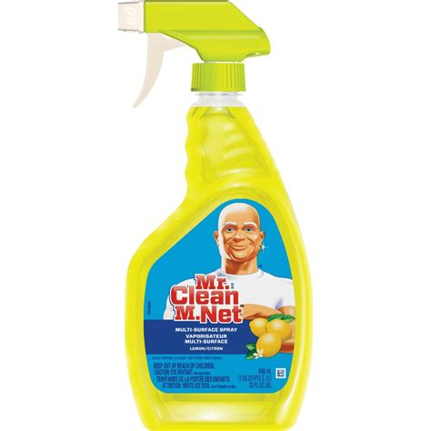 Mr. Clean Multi-Surface Disinfectant Spray - Imperial Soap