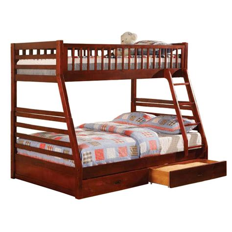 twin over full bunk beds sears com