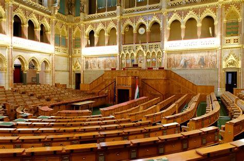 file chambre députés parlement hongrois vue générale jpg