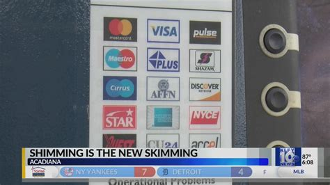 Maybe you would like to learn more about one of these? Shimming is the new credit card scam