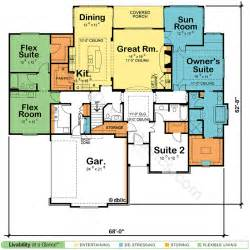 house plans two master suites house plans with two master suites design basics