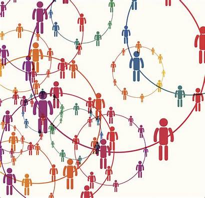 Connection Human Social Health Vector Role Middle