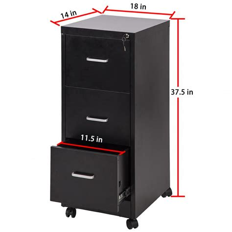 file cabinets on wheels new 3 drawer letter file suspension 18 quot wide filing
