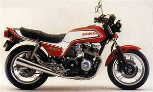 Honda Cb750f Motorcycle Wiring Diagram