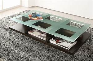 Emejing Tavolini Da Salotto Moderni Cristallo Images