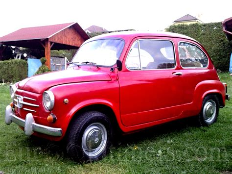 Fiat 600d by Fiat 600 D 1964 On Motoimg