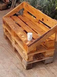 Gartenbank Aus Paletten : die besten 17 ideen zu sofa aus paletten auf pinterest ~ Michelbontemps.com Haus und Dekorationen