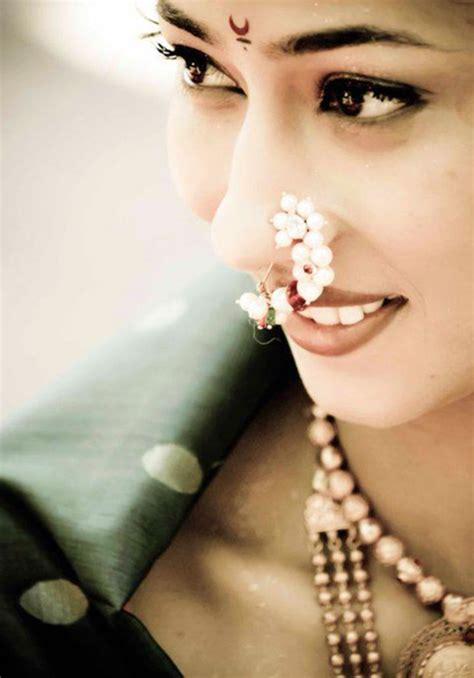 maharashtrian bridal makeupget  perfect    easy steps