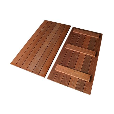 Deck Fasteners Bunnings by Times 1113 X 555mm Merbau Modular Decking Panel