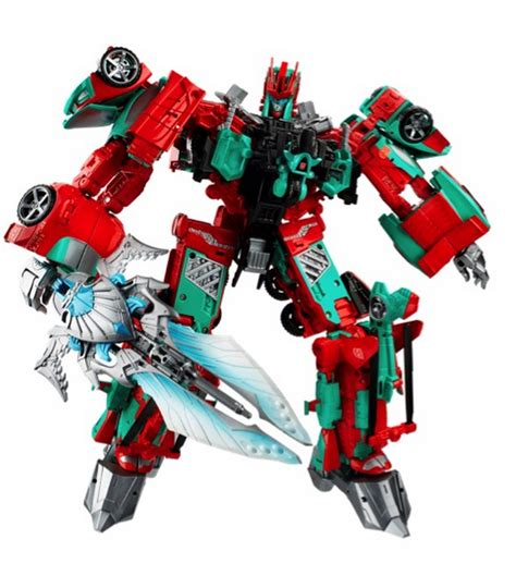 Fan Voted Combiner Victorion - Official Images