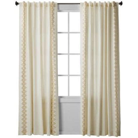 nate berkus inca print window panel home decorating