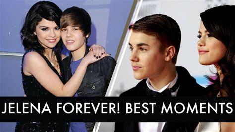 Top 5 Jelena Moments - Selena Gomez and Justin Bieber ...