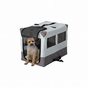 midwest portable tent crate 24quot midwest from splendid With fabric dog kennel