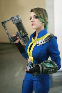 Fallout 4 Vault Suit Cosplay Sexy